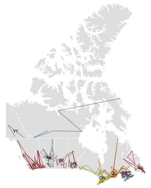 ZIPScribbleMap Canada