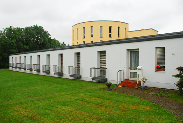 Schloss Dagstuhl, New Building