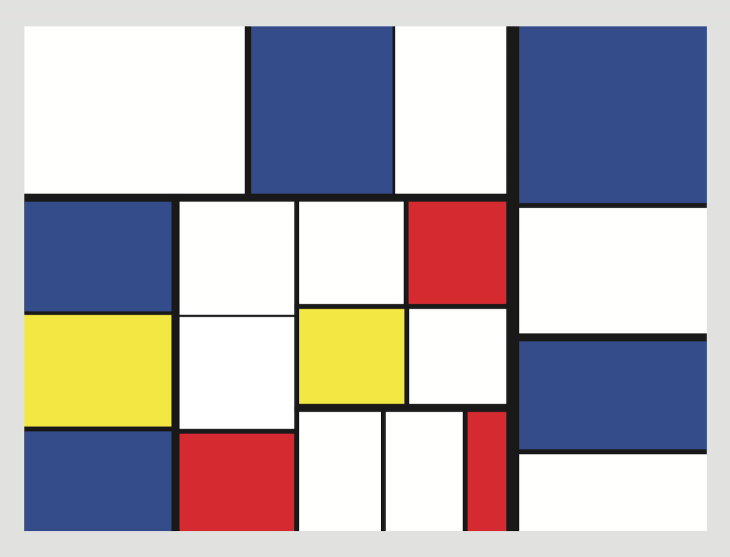 Ben Shneiderman, The Singing Mondrian