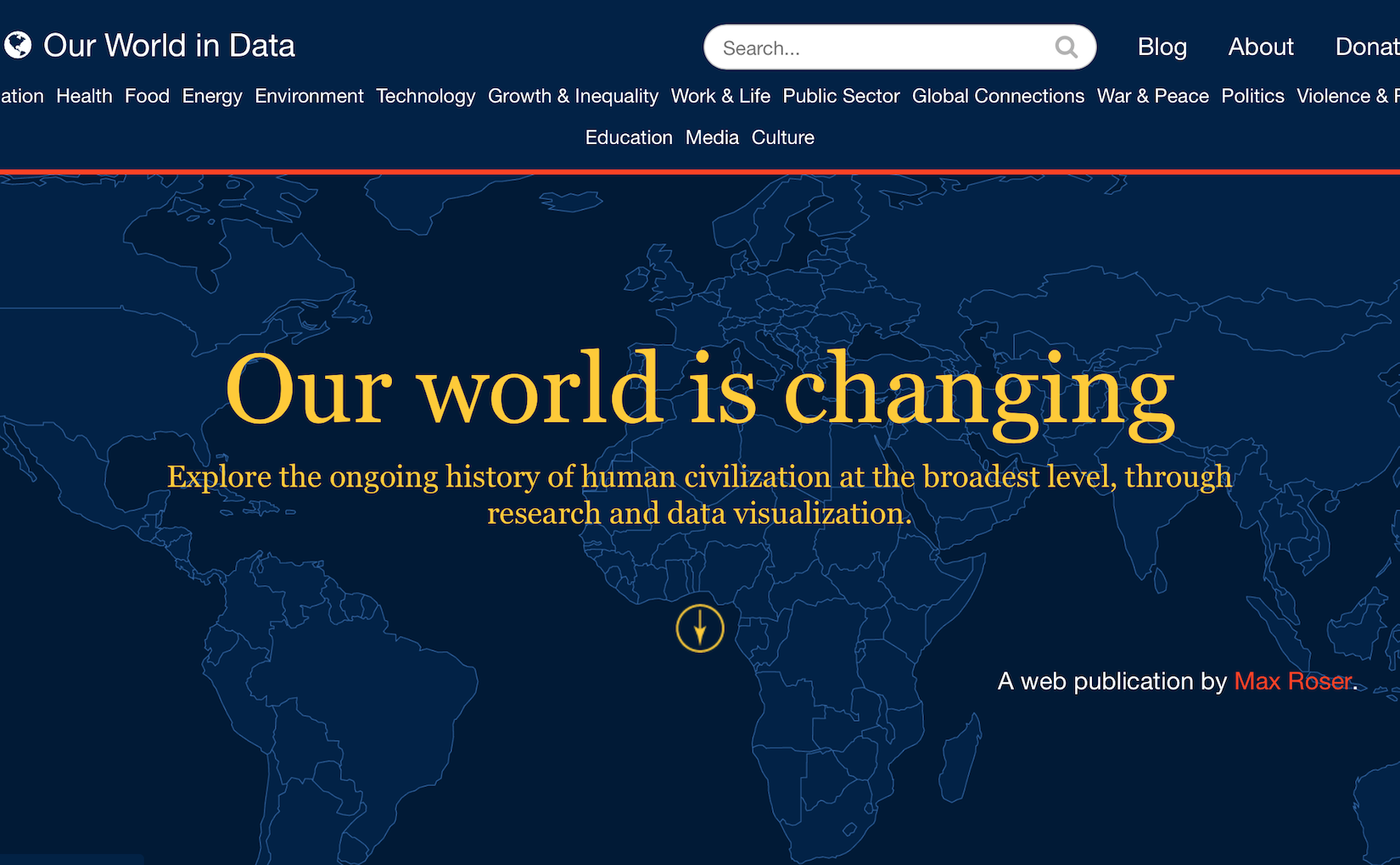 Link: Our World in Data