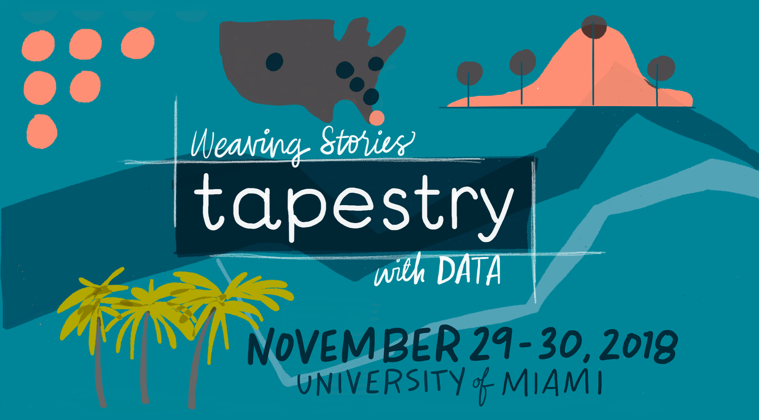 Tapestry 2018 Program, Call for Demos